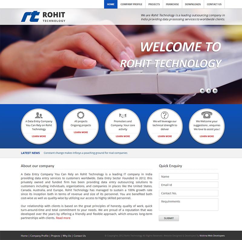 Rohit Technology