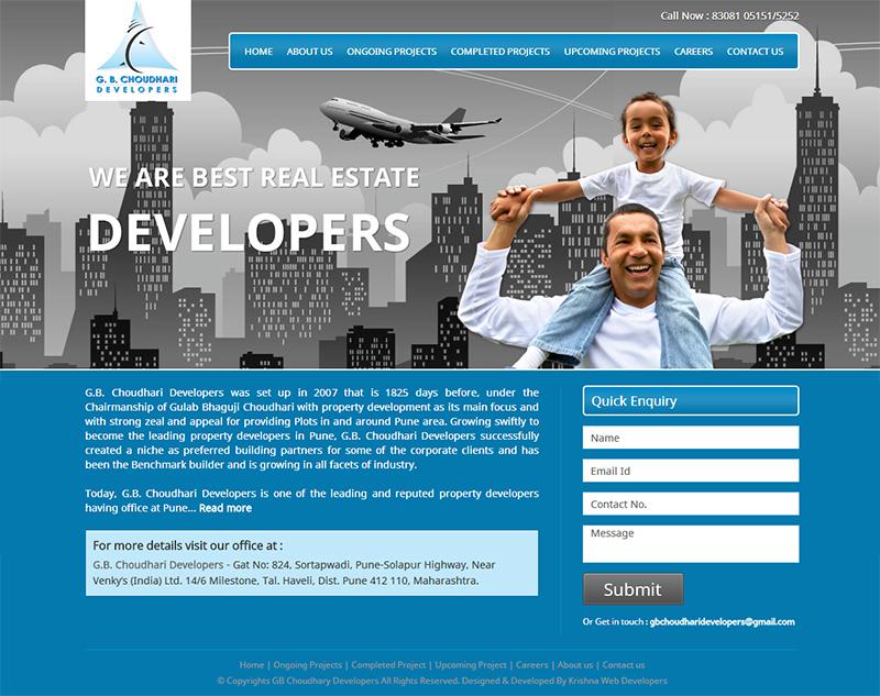 GB Choudhari Developers