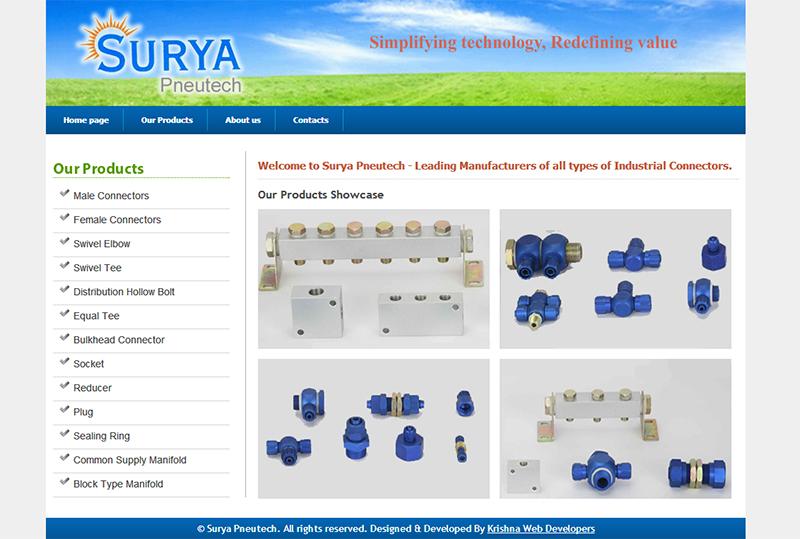 Surya Pneutech